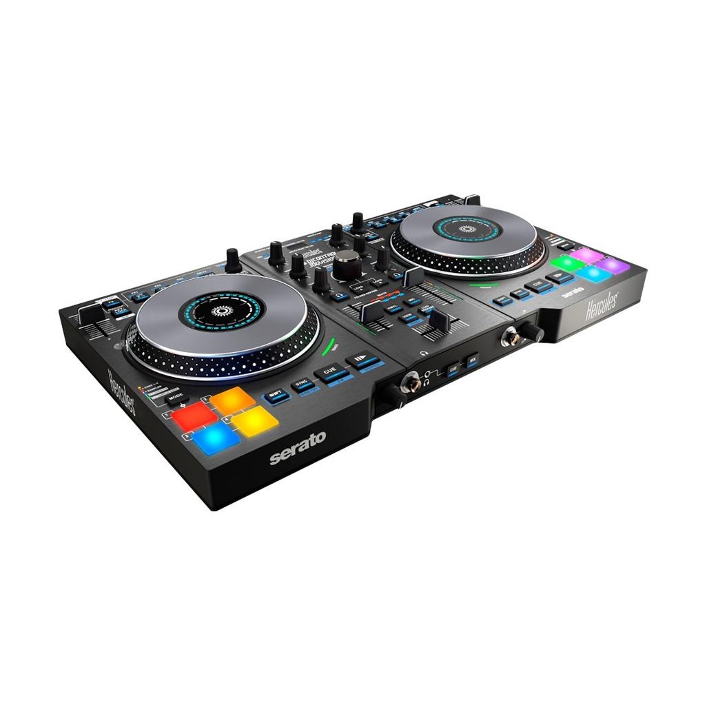 DJ-контроллер Hercules DJ Control Jogvision