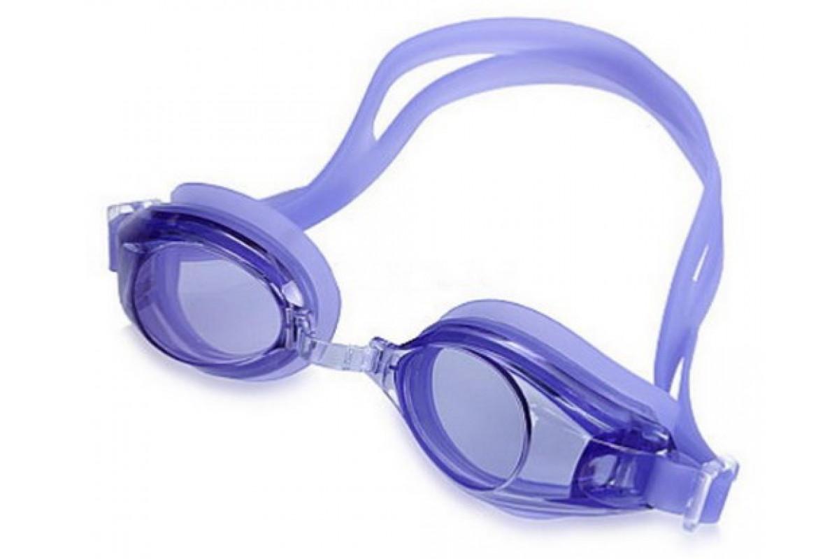 Очки для плавания Indigo G1008 Фиолетовый