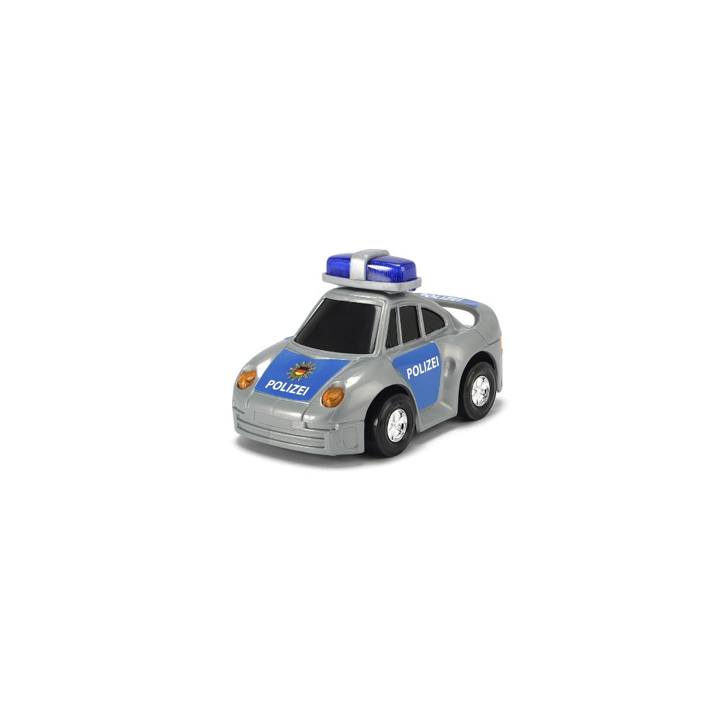 Dickie Машинка службы спасения на бат., 12 см, синий