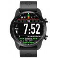 Умные часы Kingwear KC03, черный
