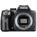 Зеркальный фотоаппарат PENTAX K-70 body черный