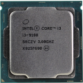 Процессор Intel Original Core i3 9100 Soc-1151v2 (CM8068403377319S RCZV) (3.6GHz/Intel UHD Graphics 630) OEM