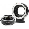 Адаптер Viltrox EF-EOS R для объективов Canon EF на байонет EOS RF