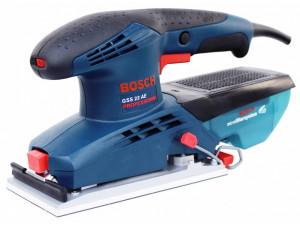 Шлифмашина плоская Bosch GSS 23 AE (0.601.070.721)  190Вт 7000-12000об/мин 93x185мм