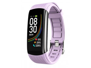 Фитнес браслет Bakeey C6, фиолетовый