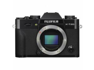 Фотоаппарат Fujifilm X-T20, body черный
