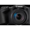 Цифровой фотоаппарат Canon PowerShot SX430 IS черный