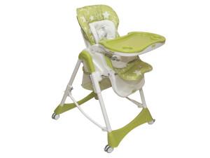 Pituso Nana - стульчик для кормления зеленый зеленый