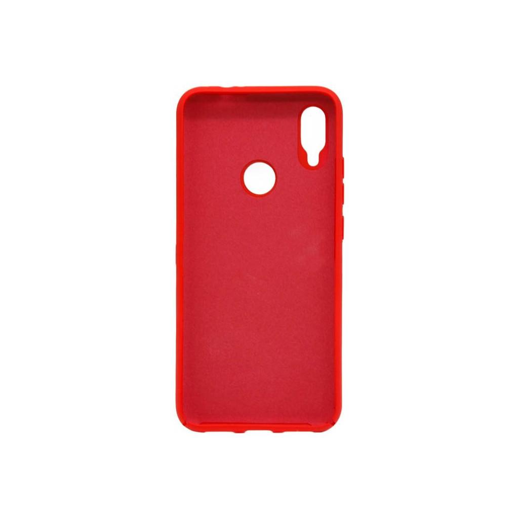 Чехол-накладка Hard Case для Xiaomi Redmi Note 7 красный, Borasco