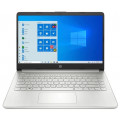 "Ноутбук HP14 14s-fq0070ur (AMD R5-3500U/14""/1920x1080/8Gb/512Gb SSD/DVD нет/FreeDOS) серебристый"