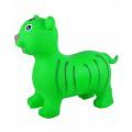 Spring Прыгунок Тигренок зеленый
