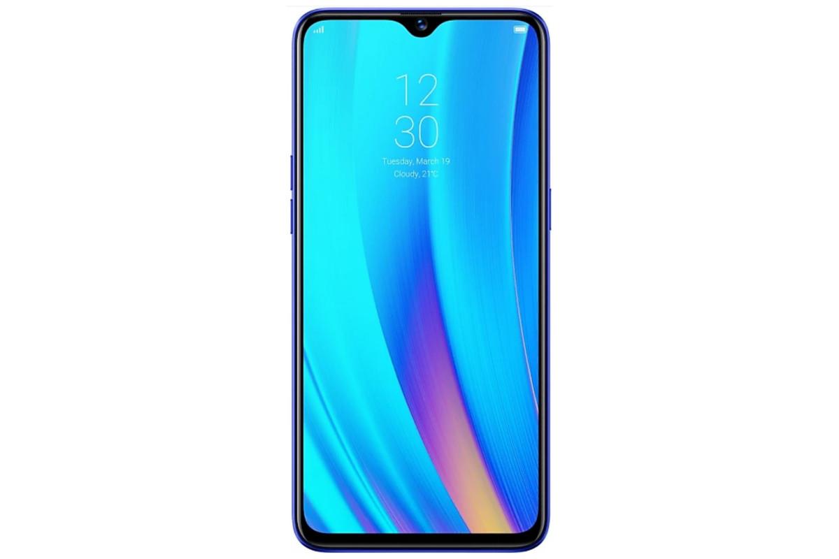 Смартфон Realme 3 Pro 6/128Gb Blue (Синий) Global Version