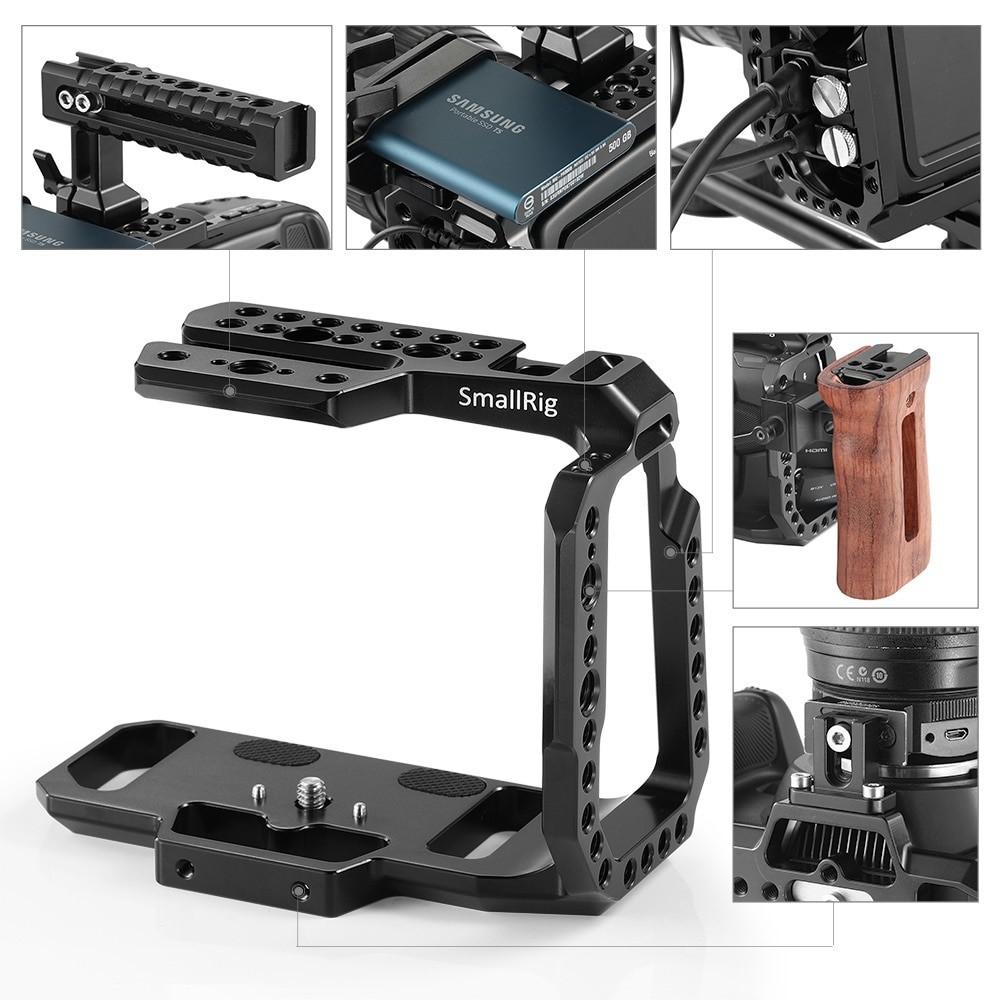 Полуклетка Smallrig 2254 для Blackmagic Design Pocket Cinema Camera 4K