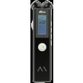 Цифровой диктофон Ritmix RR-145 4GB черный