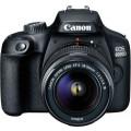 Зеркальный фотоаппарат Canon EOS 4000D Kit 18-55 III