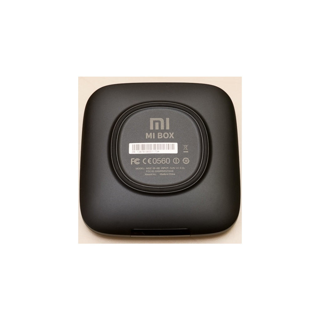 Медиаплеер Xiaomi Mi TV Box 3 (MDZ-16-AB)