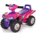 Baby Care Каталка детская Super ATV Розовый/Фиолетовый (розовый/фиолетовый)