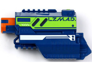 Silverlit Lazer Mad Набор Модуль (зелёный) и 15 м и Рукоятка