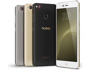 Смартфон ZTE Nubia Z11 mini S 64Gb Black Gold ( уценка 0309