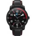 Умные часы YS H2, стальной ремешок, черный