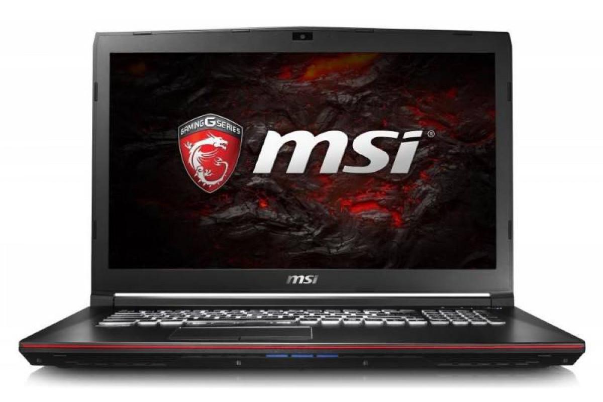 Ноутбук MSI GP72M 7REX(Leopard Pro)-1011RU (MS-1799)  17.3'' FHD(1920x1080) nonGLARE/Intel Core i7-7700HQ 2.80GHz Quad/16GB/1TB/GF GTX1050Ti 4GB/HM17