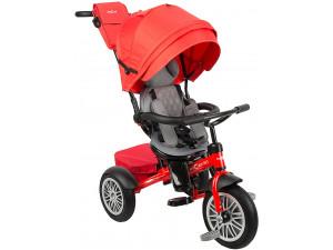 McCAN, Велосипед трехколесный M-1,red (красный)
