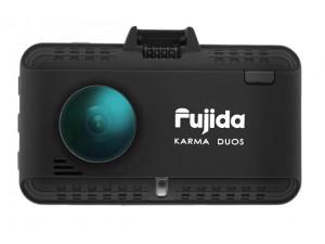 Видеорегистратор с радар-детектором Fujida Karma Duos купить в интернет-магазине Фотосклад.ру - цена, отзывы, видео обзоры
