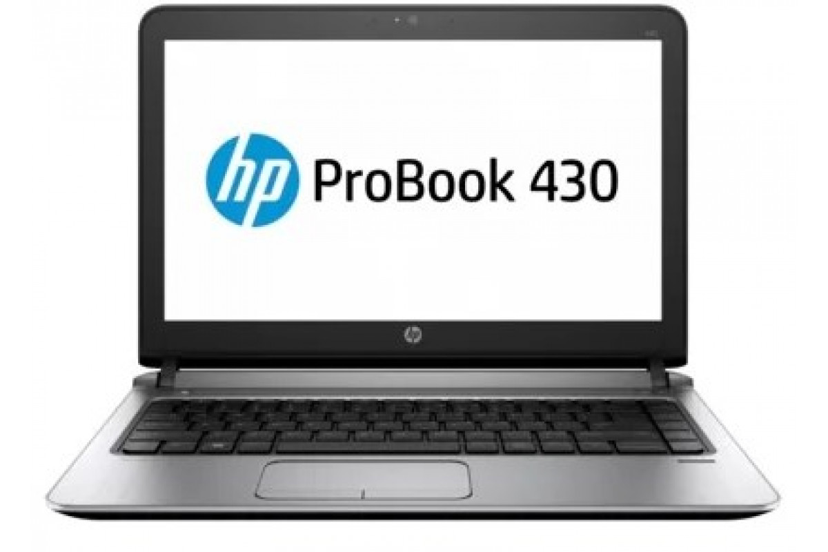 "Ноутбук HP ProBook 430 G3 13.3""(Intel Core i3 6100U/4096Mb/128SSDGb/Intel HD Graphics 520/DOS) Metallic Grey"