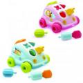 Smoby Cotoons Развивающий автомобиль с фигурками