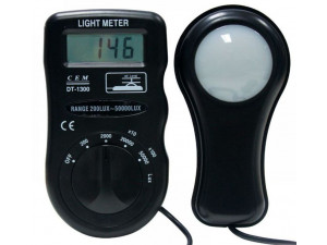 Люксметр CEM DT-1300  0-50000Lux 0.1Lux