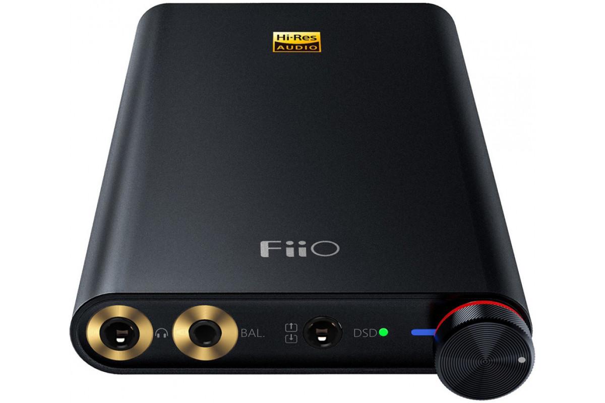 Усилитель Fiio Q1 II black