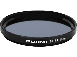 Нейтрально-серый фильтр Fujimi ND64 55mm