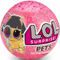 Кукла-сюрприз MGA Entertainment в шаре LOL Surprise Eye Spy Pets Lol Series 4-2