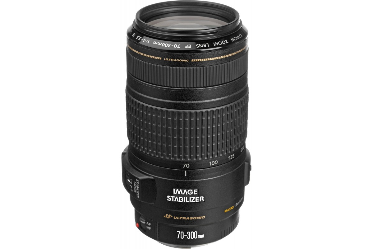 Canon EF 70-300mm f/4-5.6 IS USM X1150