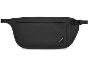 Сумка кошелек на пояс Pacsafe Coversafe V100, Черный, 10142100