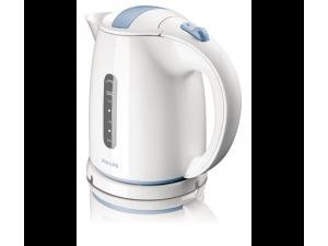 Чайник Philips HD4646/70 белый/голубой