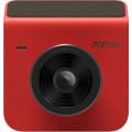 Видеорегистратор Xiaomi 70mai A400 Dash Cam, красный