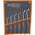 Набор накидных ключей NEO 09-950 (6 - 17 мм)  6 шт.