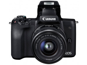 Canon EOS M50 kit EF-M 15-45mm f/3.5-6.3 IS STM черный