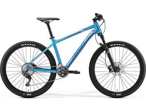"Велосипед Merida Big Seven XT Edition Silk Sea Blue (Silver/Dark Blue) L(19"")(75492)"