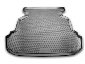 Коврик в багажник Element для LIFAN Solano, 2010-> сед. (полиуретан), CARLIF00004
