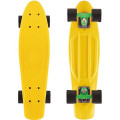"Y-Scoo Big Fishskateboard 27"" - скейтборд с сумкой Green-black"