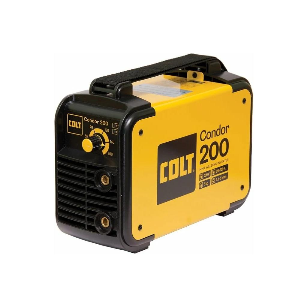 Сварочный аппарат  COLT Condor 200 (MMA)