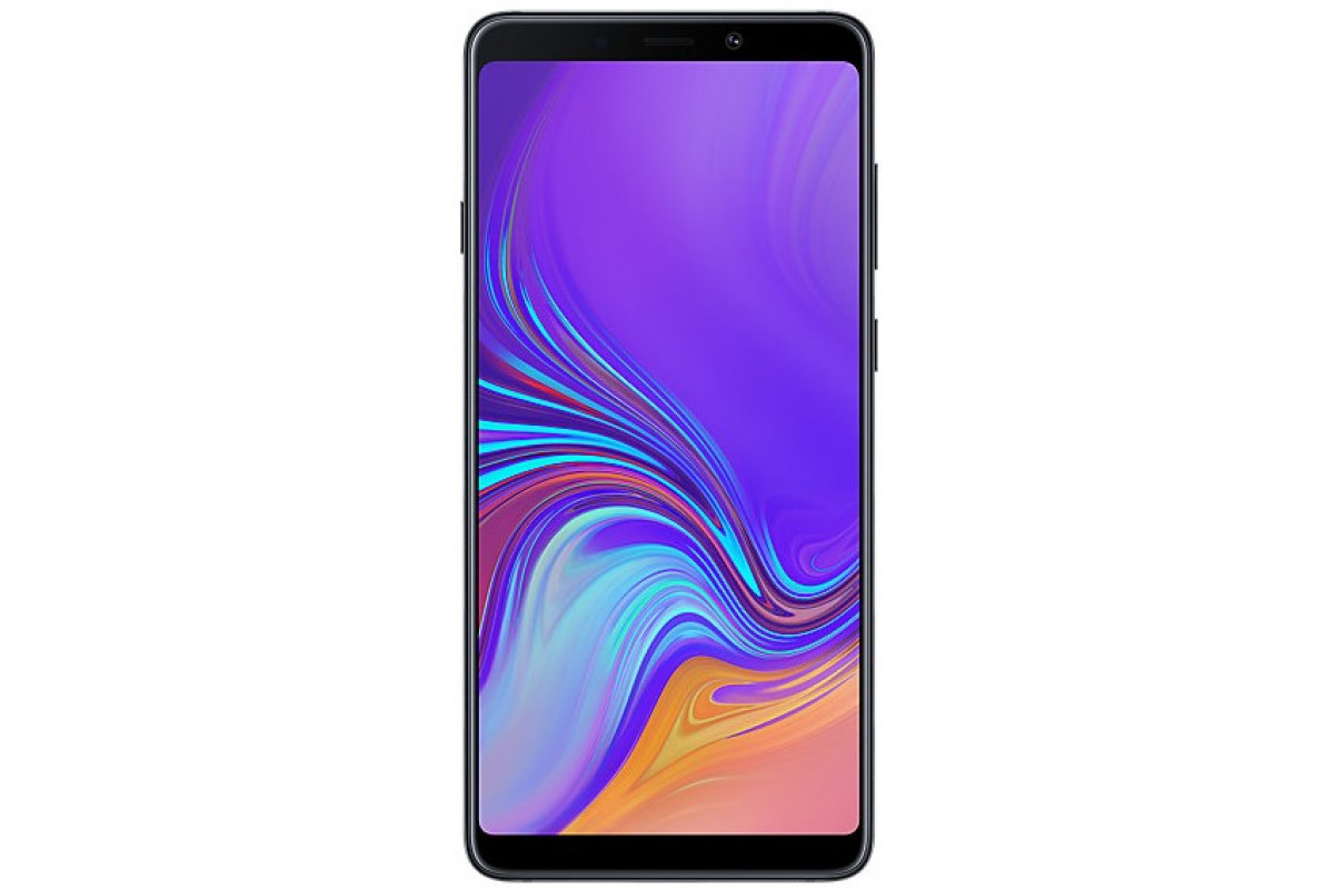 Смартфон Samsung (A920F/DS) Galaxy A9 (2018) Duos 6/128Gb Black