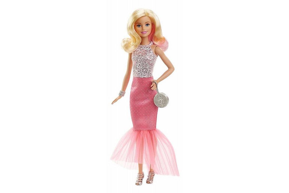 Barbie Кукла в вечернем платье DGY70 Mattel DGY70