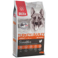 Корм для собак Blitz AdultTurkey & Barley, индейка и ячмень, 2 кг