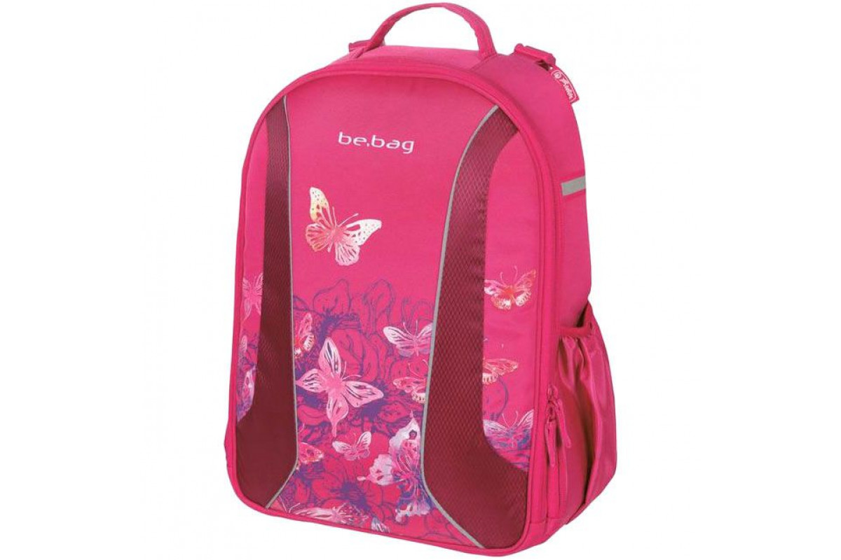 Herlitz Be.Bag Airgo - детский рюкзак Watercolor Butterfly