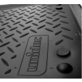 Коврики салонные полиуретановые NORPLAST для Kia Sportage (F/L) 3D (2018)