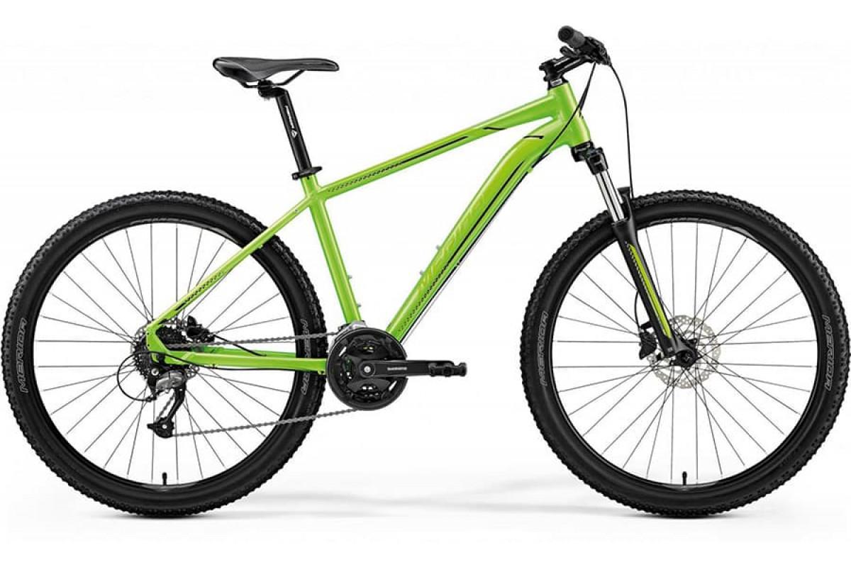 "Велосипед Merida Big Seven 40-D Lite Green (Black) 2019 S(15"")(93588)"