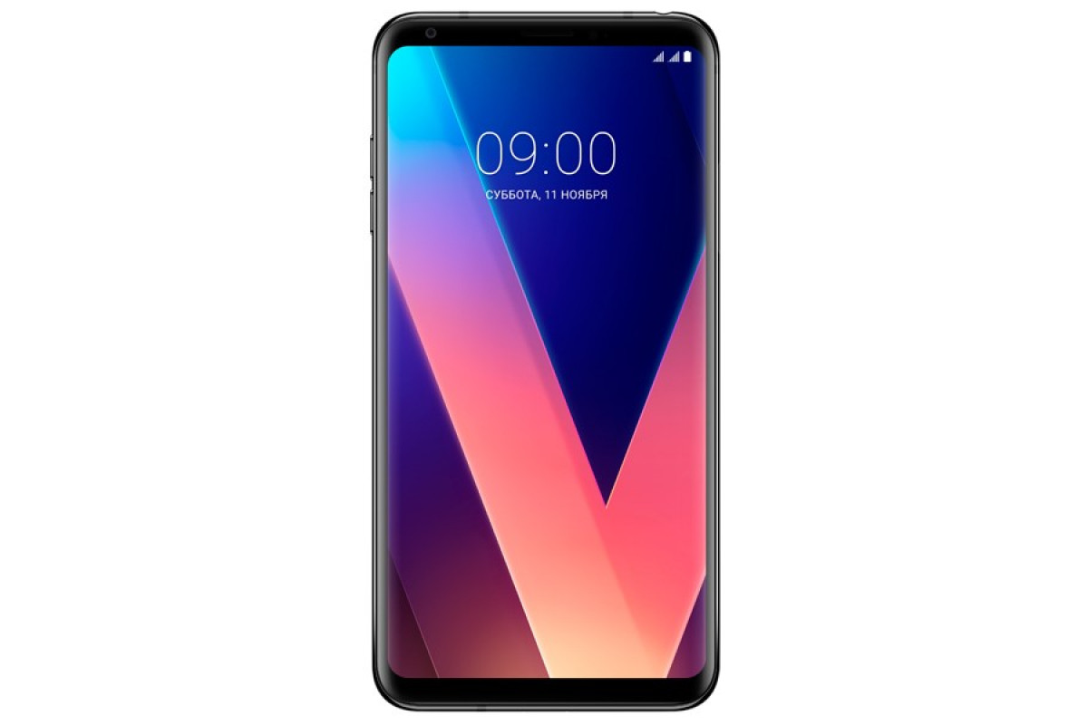 Смартфон LG V30+ H930DS 128Gb black